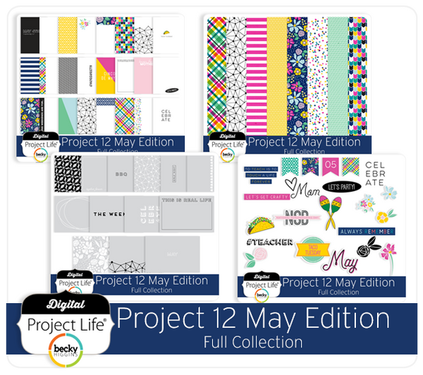 Project 12 May Edition