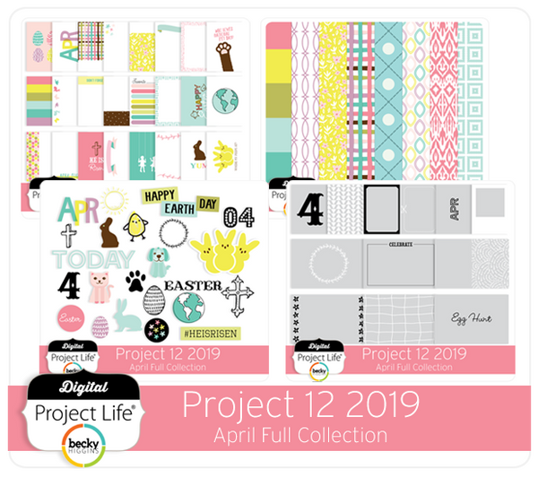 Project 12 2019 April Edition