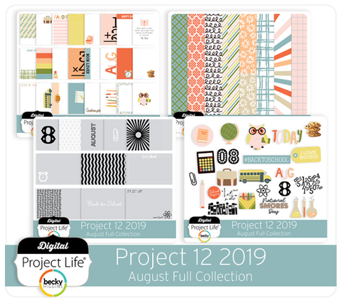 Project 12 2019 August Edition