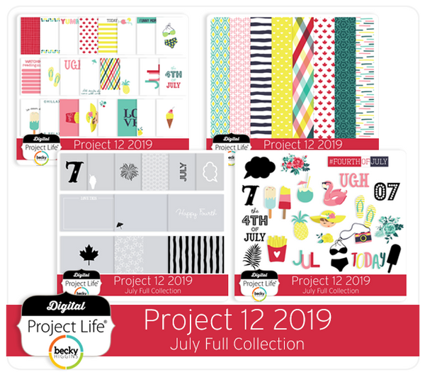 Project 12 2019 July Edition
