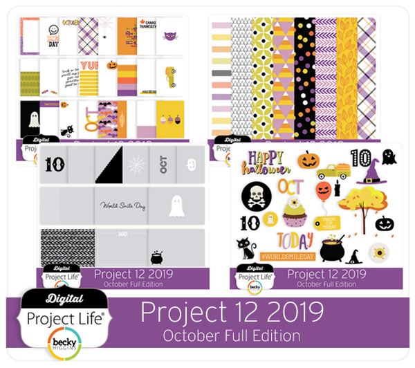 Project 12 2019 October Edition