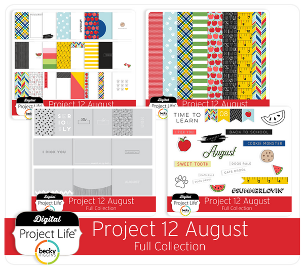 Project 12 August Edition