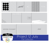 Project 12 July Edition