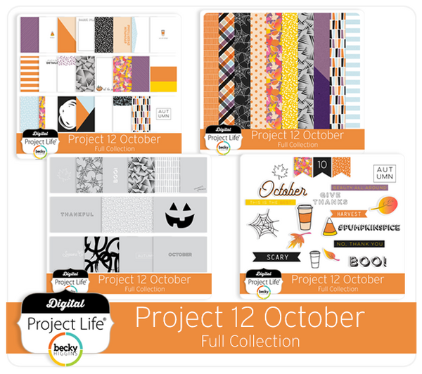 Project 12 October Edition