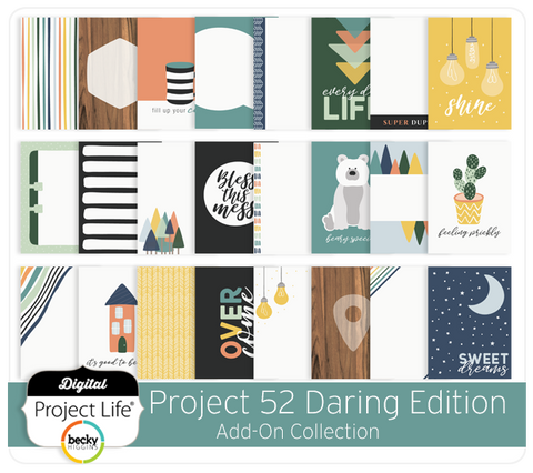 Project 52 Daring Add-On Collection