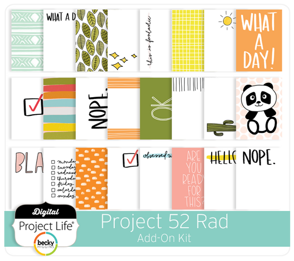 Project 52 Rad Add-On Collection