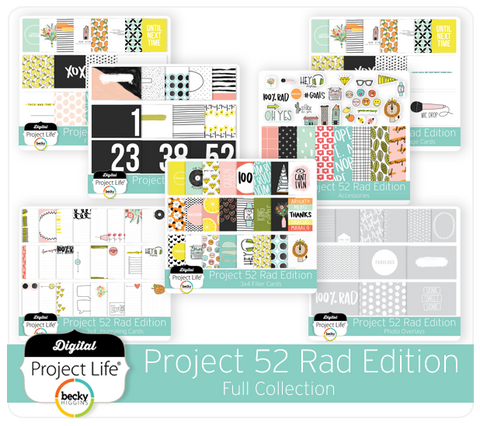 Project 52 Rad Edition Full Collection