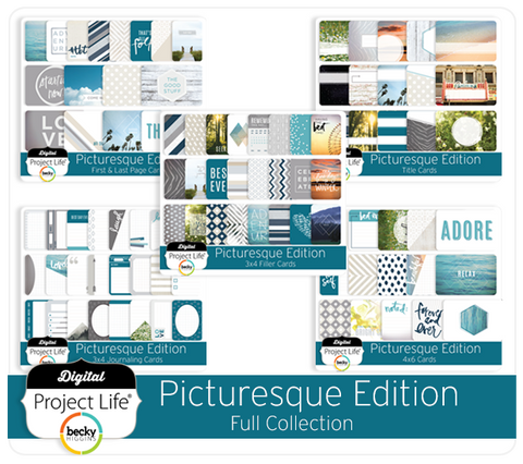 Picturesque Edition Full Collection