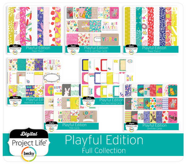 Playful Edition Full Collection