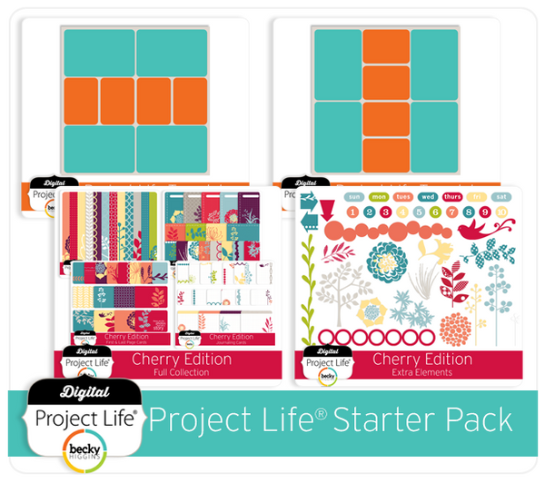 *FREE* Project Life® Starter Pack