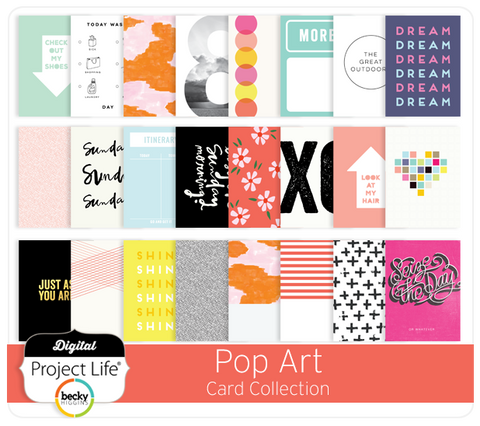 Pop Art Card Collection