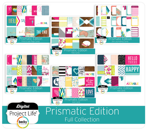 Prismatic Edition Full Collection
