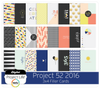 Project 52 2016 Edition 3x4 Filler Cards
