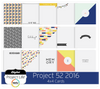 Project 52 2016 4x4 Cards