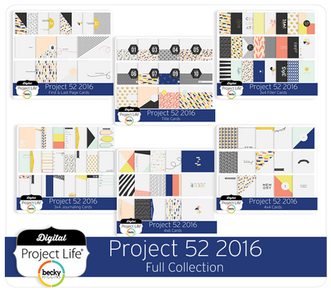 Project 52 2016 Edition Full Collection