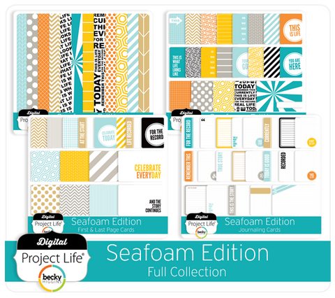Seafoam Edition Full Collection