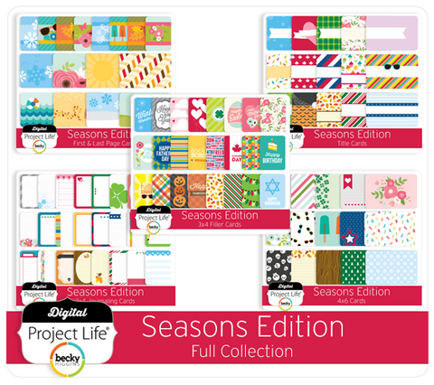 Seasons Edition Full Collection