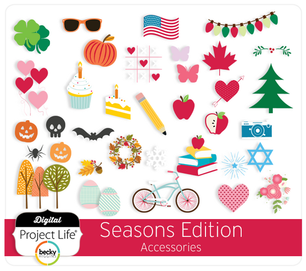 Seasons Edition Accessories