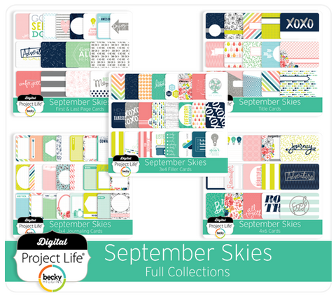 September Skies Edition Full Collection