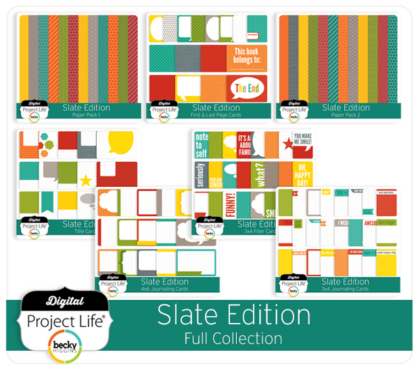 Slate Edition Full Collection