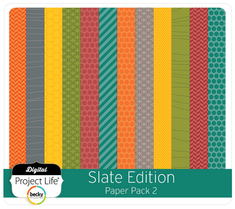 Slate Edition Paper Pack 2