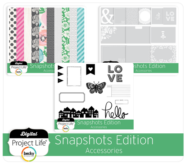 Snapshots Edition Accessories