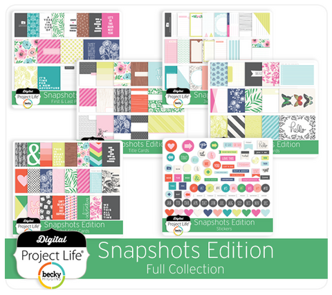 Snapshots Edition Full Collection