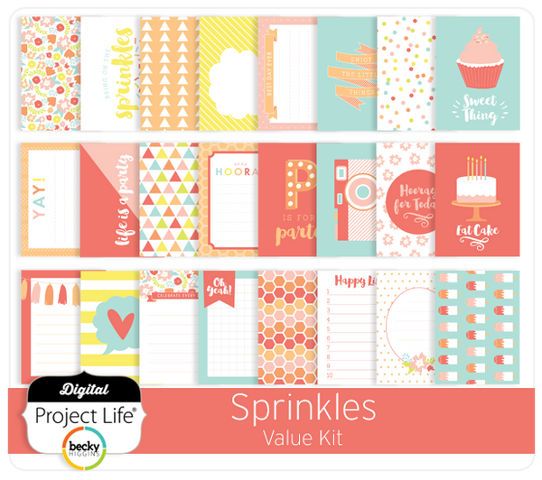 Sprinkles Value Kit