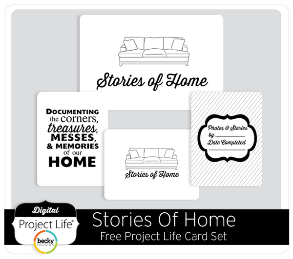 Stories of Home Free Card Set