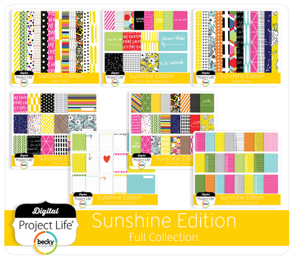 Sunshine Edition Full Collection