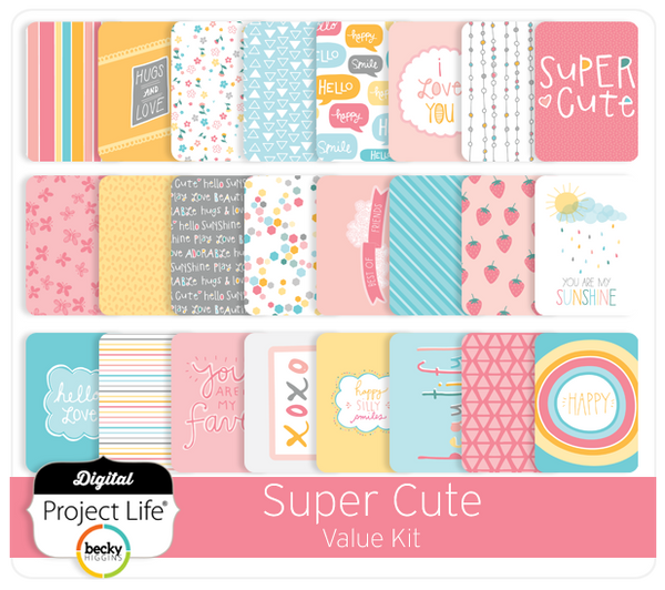 Super Cute Value Kit