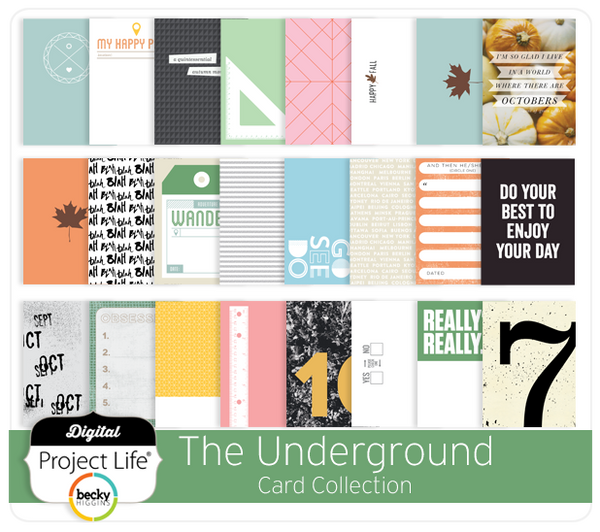The Underground Card Collection