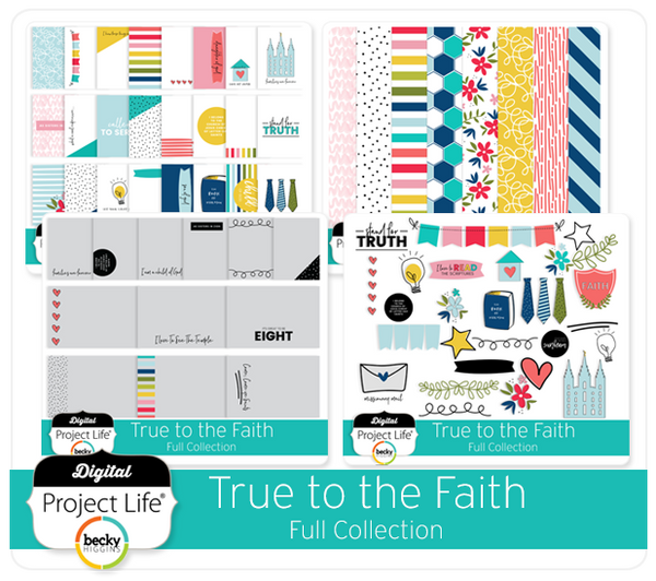 True to the Faith Edition Full Collection