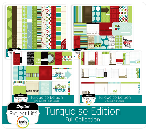 Turquoise Edition Full Collection