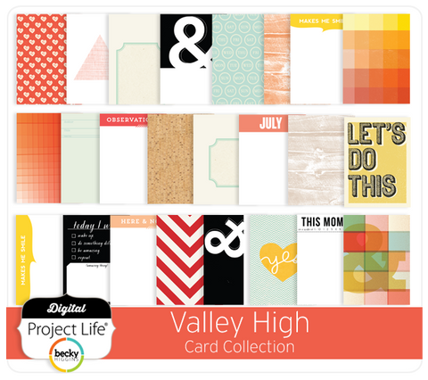 Valley High Card Collection
