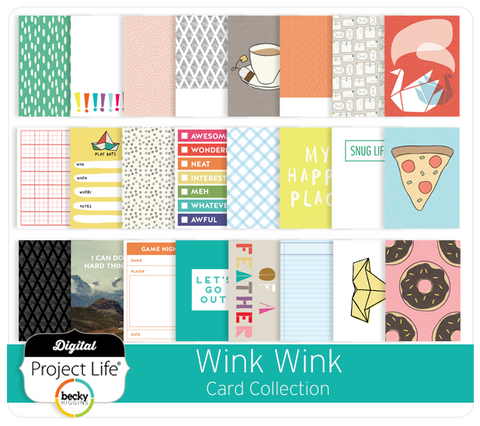 Wink Wink Card Collection