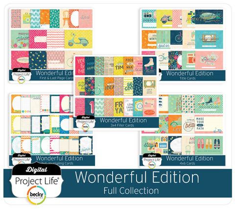 Wonderful Edition Full Collection