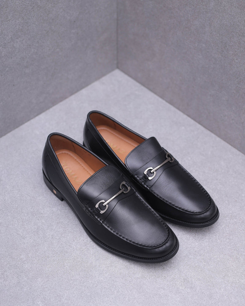 Tomaz F179 Bit Loafer (Black)