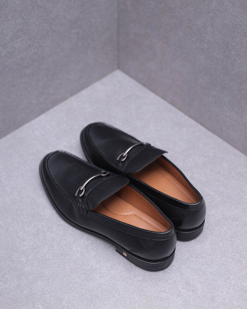 Load image into Gallery viewer, Tomaz F179 Bit Loafer (Black)