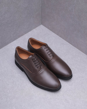 Load image into Gallery viewer, Tomaz F191 Tomaz Oxfords Formal Shoes (Coffee)