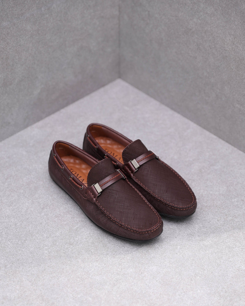 Load image into Gallery viewer, Tomaz C432 Slip-on (Coffee)
