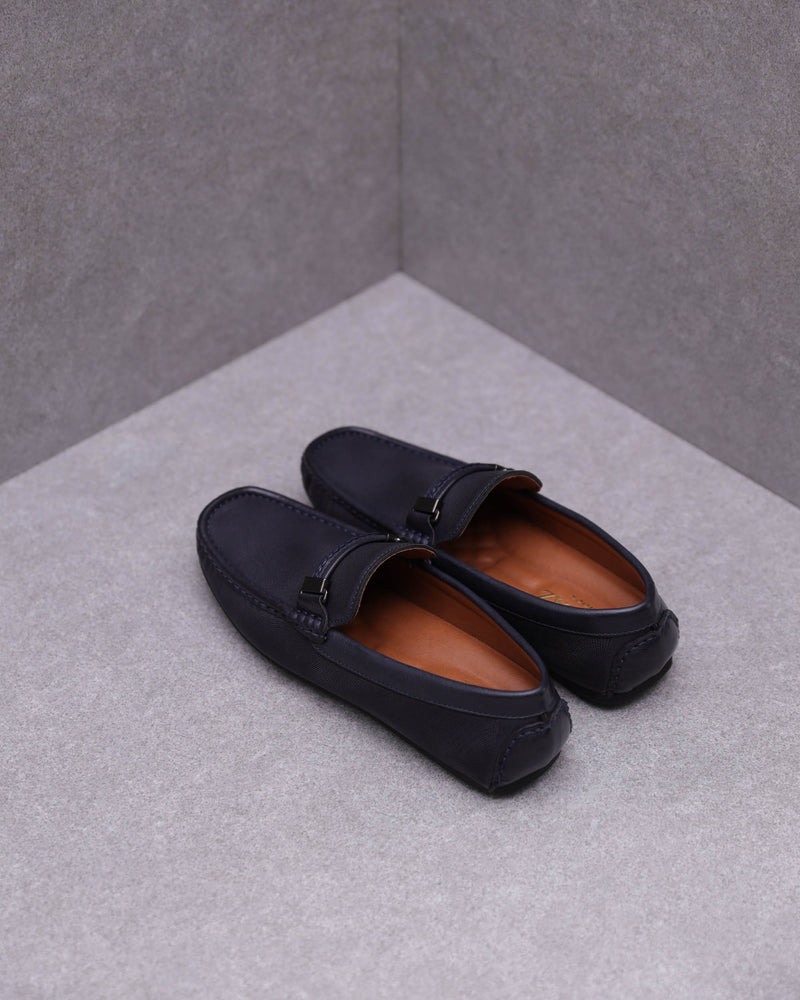 Load image into Gallery viewer, Tomaz C438 Slip-on (Navy)