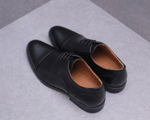 Load image into Gallery viewer, Tomaz F241 Wingtip Formals (Black)