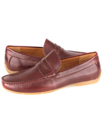 Tomaz C408 Penny Loafers (Wine) men's shoes casual, men's dress shoes, discount men's shoes, shoe stores, mens shoes casual, men's casual loafers men's loafers sale, men's dress loafers, shoe store near me.