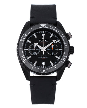 Load image into Gallery viewer, Tomaz Men's Watch TW012-D4 (Black/Black)