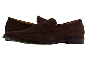 Load image into Gallery viewer, Tomaz F132 Penny Loafers (Coffee) - Tomaz Shoes (10718615752)