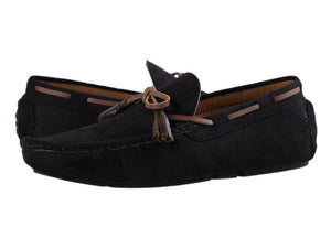 Tomaz  C227A Bow Slip On (Black) - Tomaz Shoes