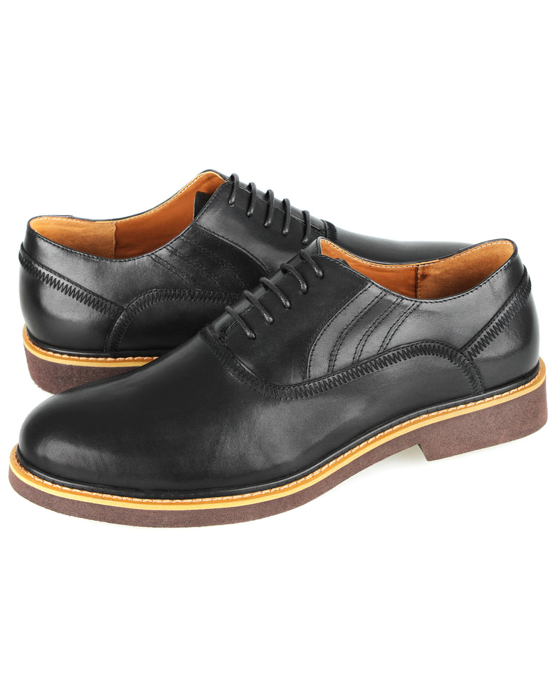 Load image into Gallery viewer, Tomaz F205 Oxford Formal (Black)