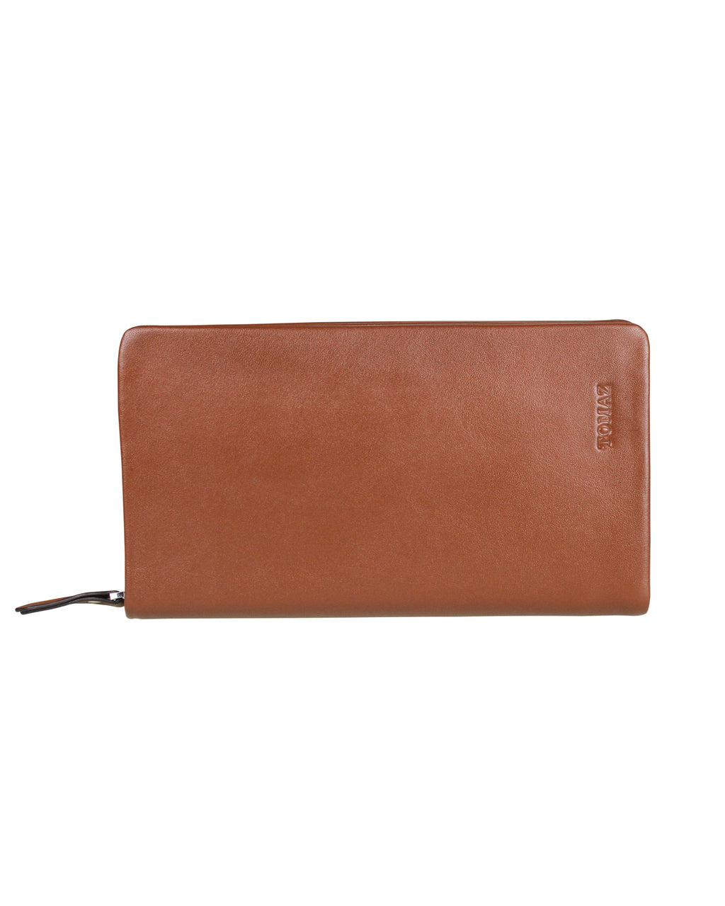 Tomaz NT09 Leather Clutch (Tan)