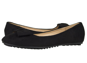 Tomaz LYF25 Suede Leather (Black) - Tomaz Shoes